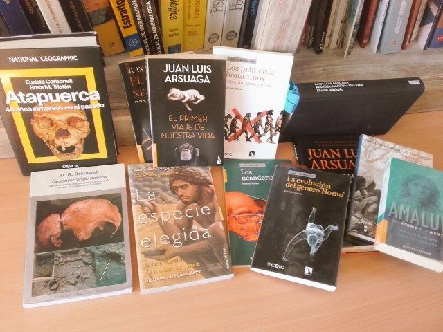 Paleontología Humana Bibliografía