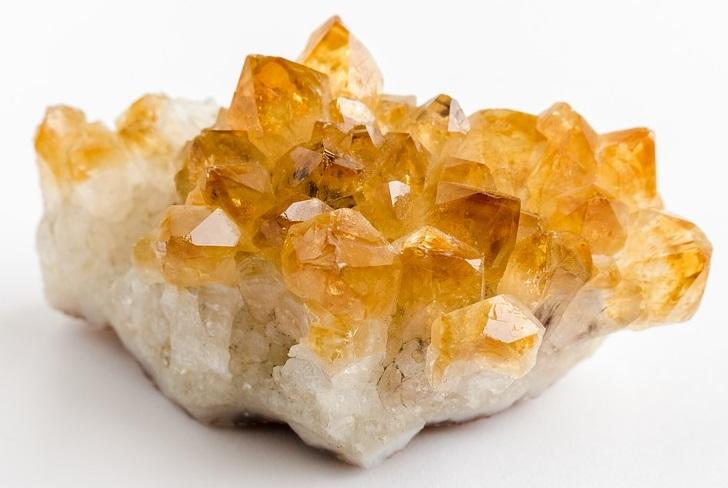 Cuarzo, mineral, SiO2